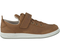 Cognac Timberland Sneaker COURT SIDE OXFORD