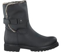 Schwarze Panama Jack Boots FELIA