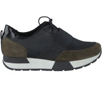 Schwarze Omoda Sneaker 4854
