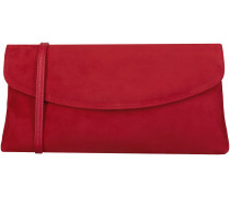 Rote Peter Kaiser Clutch WINEMA