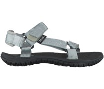 Silberne Teva Sandaletten HURRICANE 3 KIDS