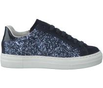 Blaue Hip Sneaker H1725