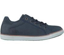 Blaue Bullboxer Sneaker AGM005E5L