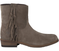 Taupe Clic Kurzstiefel CL8812