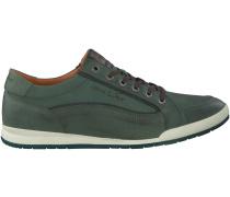 Grüne Van Lier Sneaker 7352