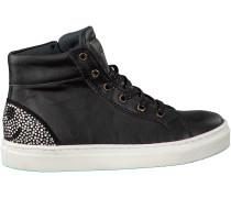 Schwarze Kipling Sneaker BUNNY 2