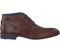 Braune Mc Gregor Business Schuhe FIRENZE