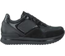 Schwarze Hip Sneaker H1813