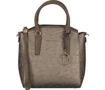 Bronze Trussardi Jeans Handtasche 75B355