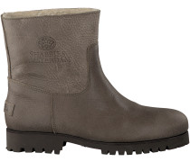 Taupe Shabbies Stiefeletten 201288