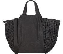 Schwarze Liebeskind Handtasche NODA