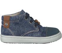 Blaue Shoesme Sneaker UR7S037