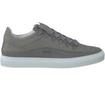 Graue Nubikk Sneaker JULIEN SHREDDER