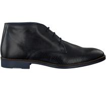 Blaue McGregor Business Schuhe FIRENZE