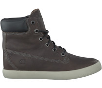 Braune Timberland Sneaker FLANNERY 6IN
