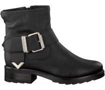 Schwarze Omoda Biker Boots P15071
