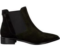 Grüne Floris van Bommel Chelsea Boots 85191