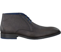 Graue Braend Business Schuhe 424429