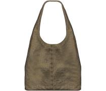 Goldene Unisa Handtasche ZISLOTE