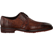 Braune Greve Business Schuhe BARBERA