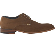 Cognac Omoda Business Schuhe 7245
