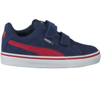 Blaue Puma Sneaker PUMA1948 VULC V