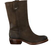 Braune Shabbies Stiefel 192020007