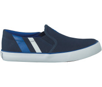 Blaue Polo Ralph Lauren Slip On PAXON