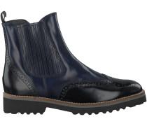 Schwarze Gabor Chelsea Boots 681