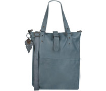 Blaue Legend Handtasche VOLANO