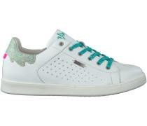 Weiße Vingino Sneaker TORNEO LOW