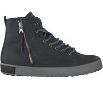 Schwarze Blackstone Boots MW82