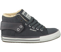 Graue British Knights Sneaker ROCO