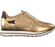 Fred de la Bretoniere Sneaker Low 101010156 Gold Damen