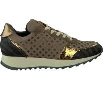 Braune Omoda Sneaker 28251