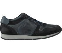 Schwarze Australian Sneaker HAMPTON