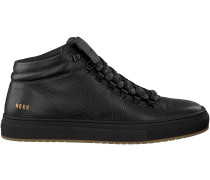Schwarze Nubikk Sneaker JHAY CAB TUMBLED