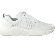 Weiße Bronx Sneaker BVOYAGERX