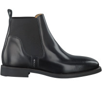 Schwarze Gant Chelsea Boots JENNIFER