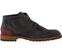 Graue Floris van Bommel Ankle Boots 10907