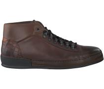 Braune Greve Sneaker 6544