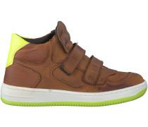 Cognac Omoda Sneaker 52010