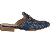 Blaue Omoda Loafer 6855