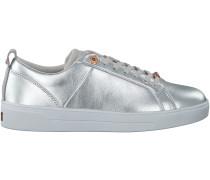 Silberne Ted Baker Sneaker KULEI