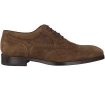 Braune Van Bommel Business Schuhe 19268