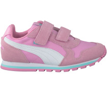Rosa Puma Sneaker ST RUNNER V KIDS