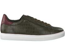 Grüne Armani Jeans Sneaker 935022