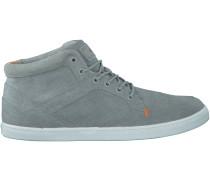 Graue HUB Sneaker PANAMA C06