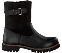 Schwarze Blackstone Biker Boots OL05