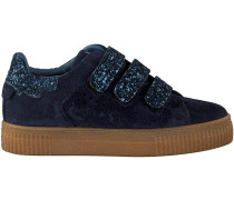 Blaue Vingino Sneaker TORNEO VELCRO